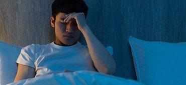 不眠症(睡眠障害)の原因と治す方法